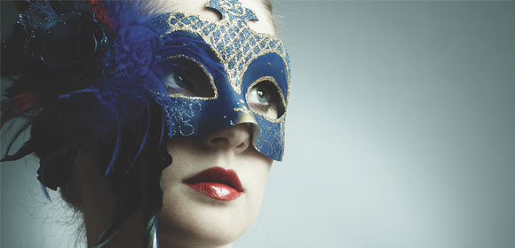 tematica de mascaras para 15 anos
